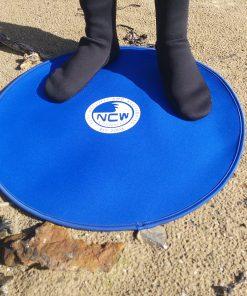 Surfers beach changing mat