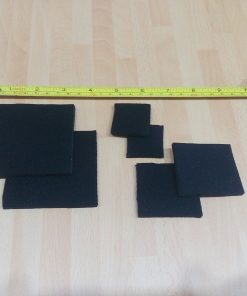 5mm neoprene wetsuit repair patch kit