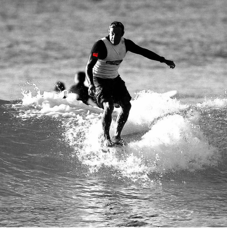 bill morris NCW team surfer