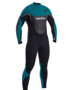 Typhoon 5/4/3 front zip winter streamer wetsuit @ NCW CORNWALL