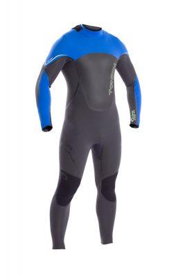 ZFR 543 full gbs winter steamer wetsuit