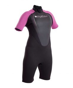 Ladies Swarm Shorty Wetsuit