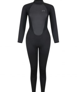 2021 typhoon storm 3mm womens ladies full length wetsuit