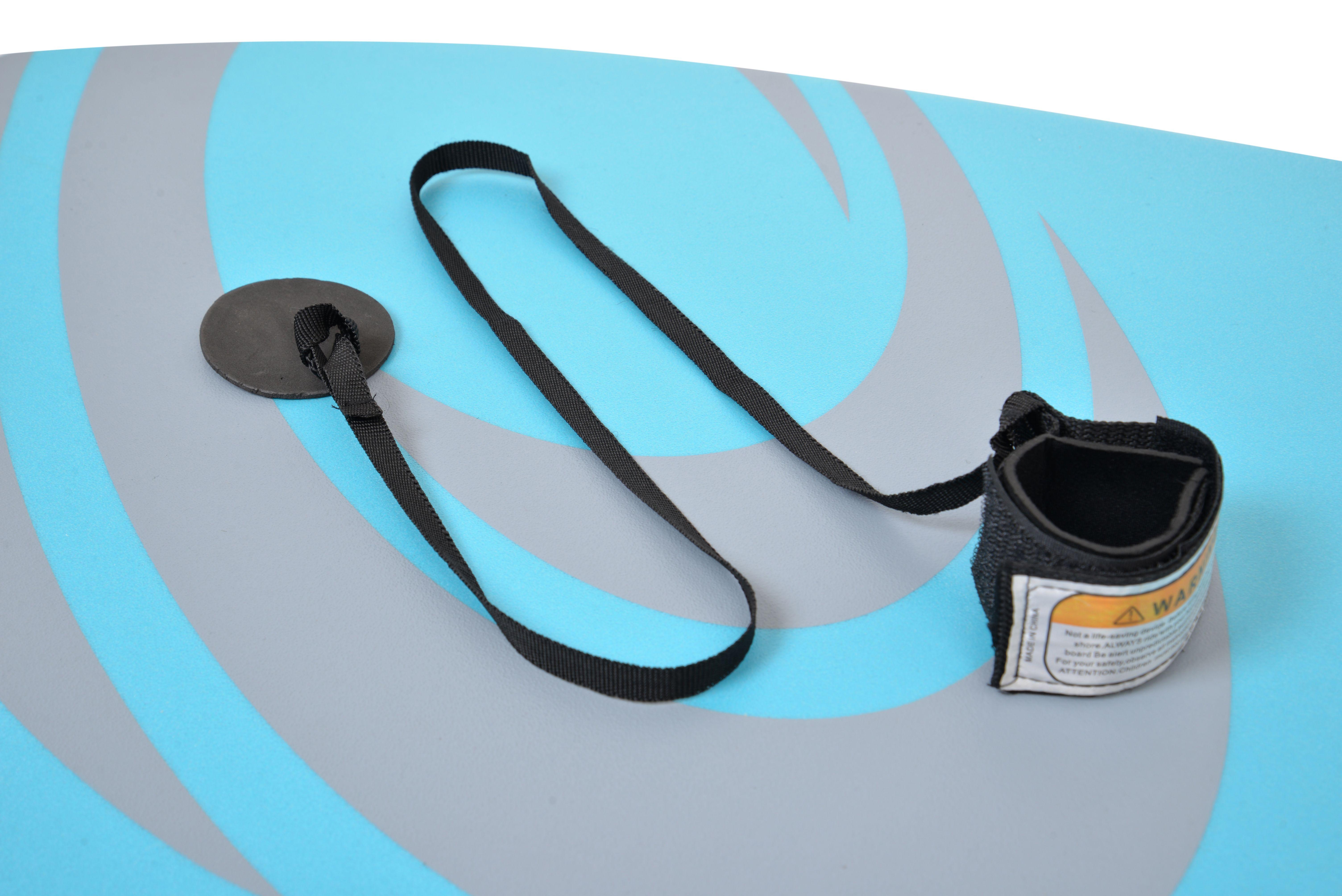 """typhoon 42"""" bodyboard with leash"""