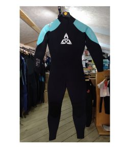oshea ladies winter halo 53 wetsuit