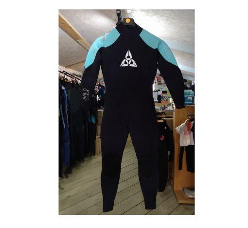 oshea ladies winter halo 53 wetsuit