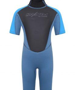 typhoon swarm 2021 shorty infant wetsuit