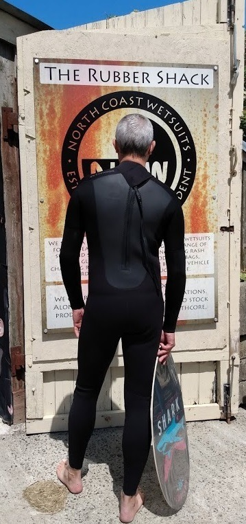 typoon storm 32 full wetsuit back at the rubber shack