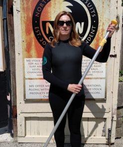 NCW ladies / womes full 3/2 GBS wetsuit