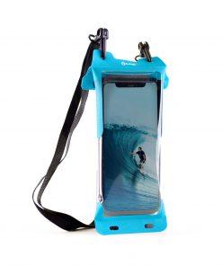 Surflogic waterproof mobile phone case (blue) #1
