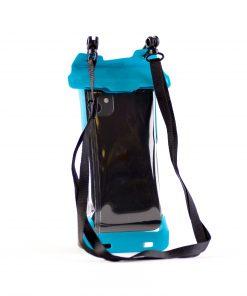 Surflogic waterproof mobile phone case (blue) #2